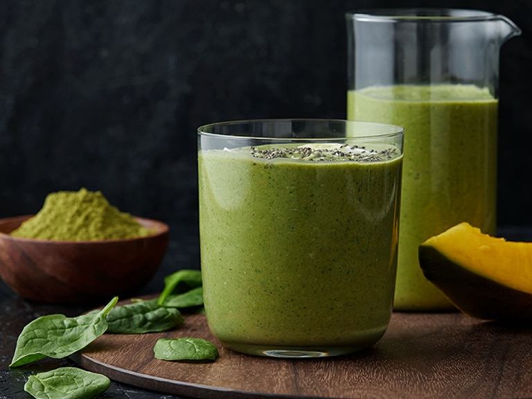 The Cleanest, Greenest Smoothie Ever