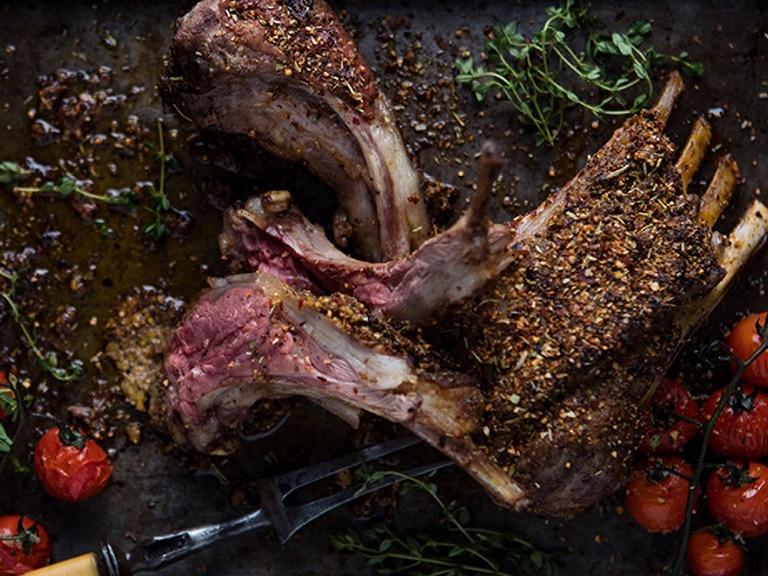 Lamb Rack Roast