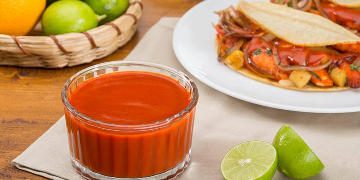 "Tentadora salsa ""Chile"""
