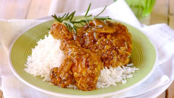 Chicken and Lentil Stew