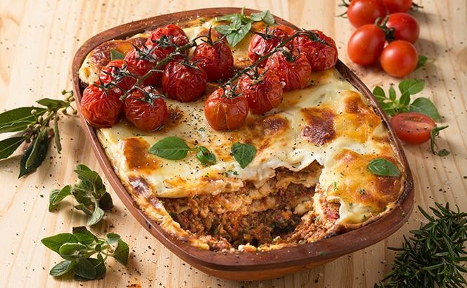 Receita: Lasagne