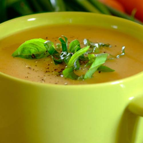 Home-Made Vegetable Soup