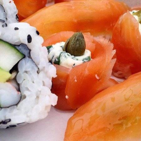Geishas para sushi