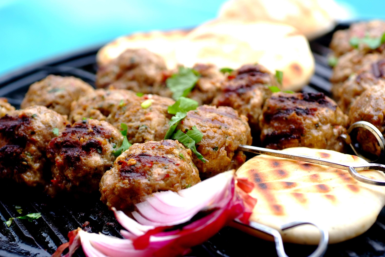Receta tradicional para hacer shish kebab