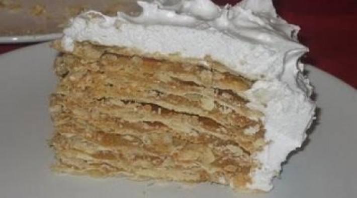 Torta Rogel clásica y deliciosa