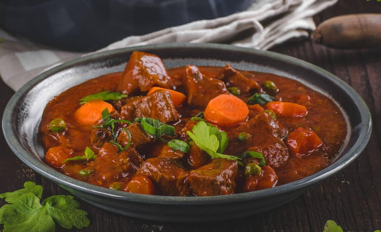 Carne a la Mexicana
