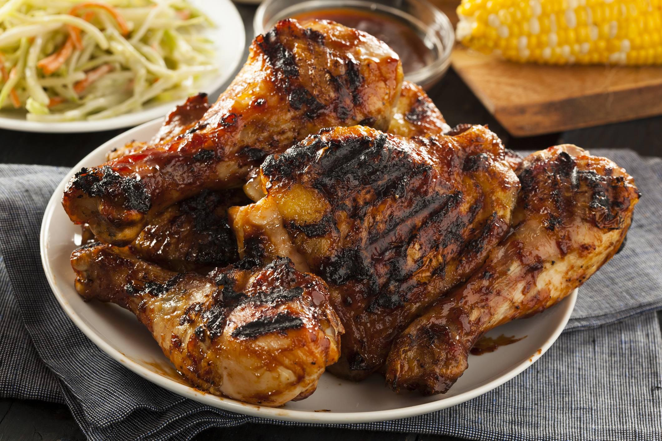 Pollo Horneado Adobado