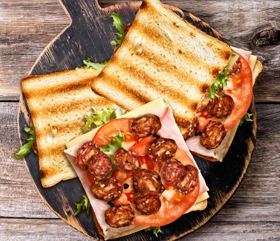 Sandwich pack