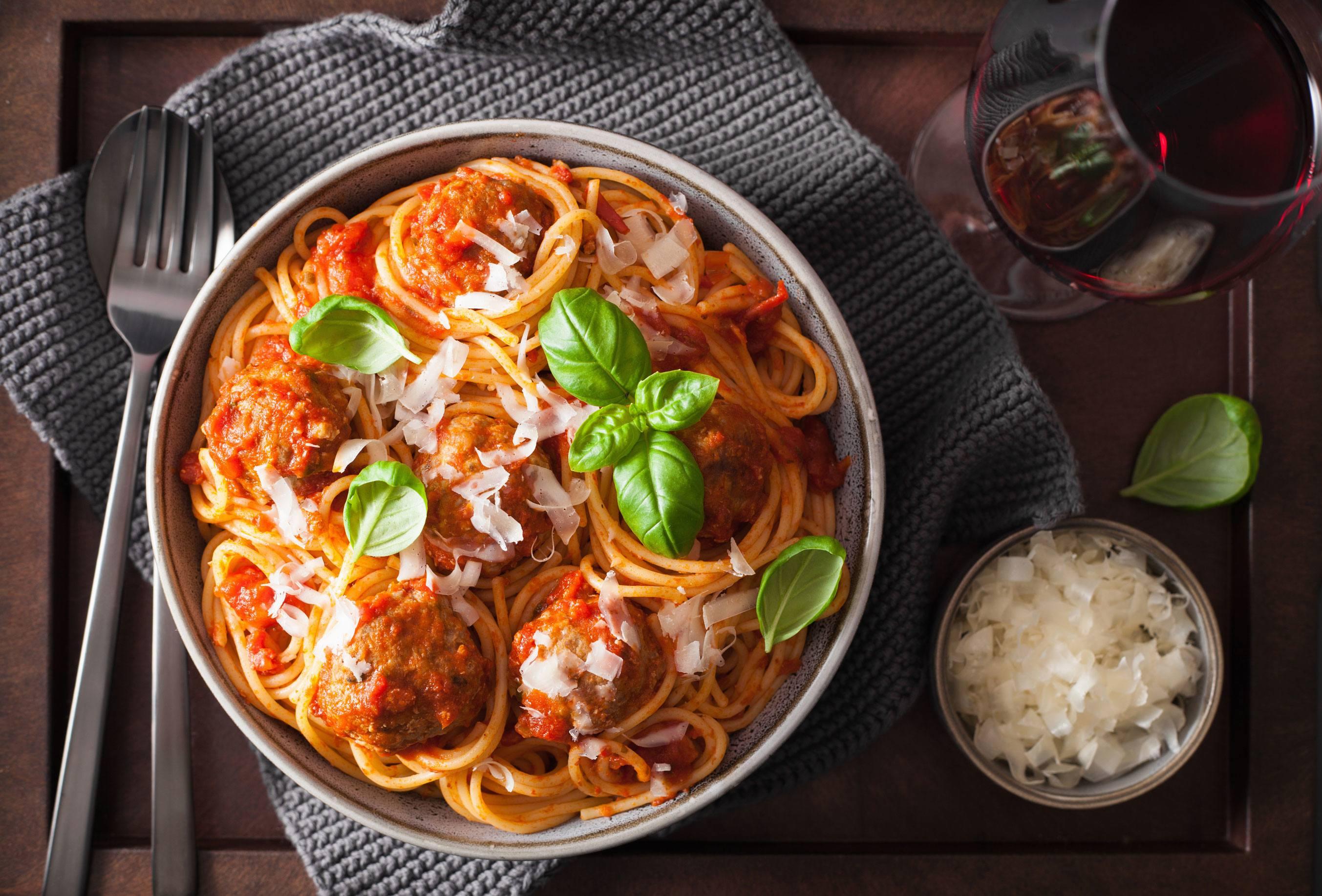 Espaguetis Rojos