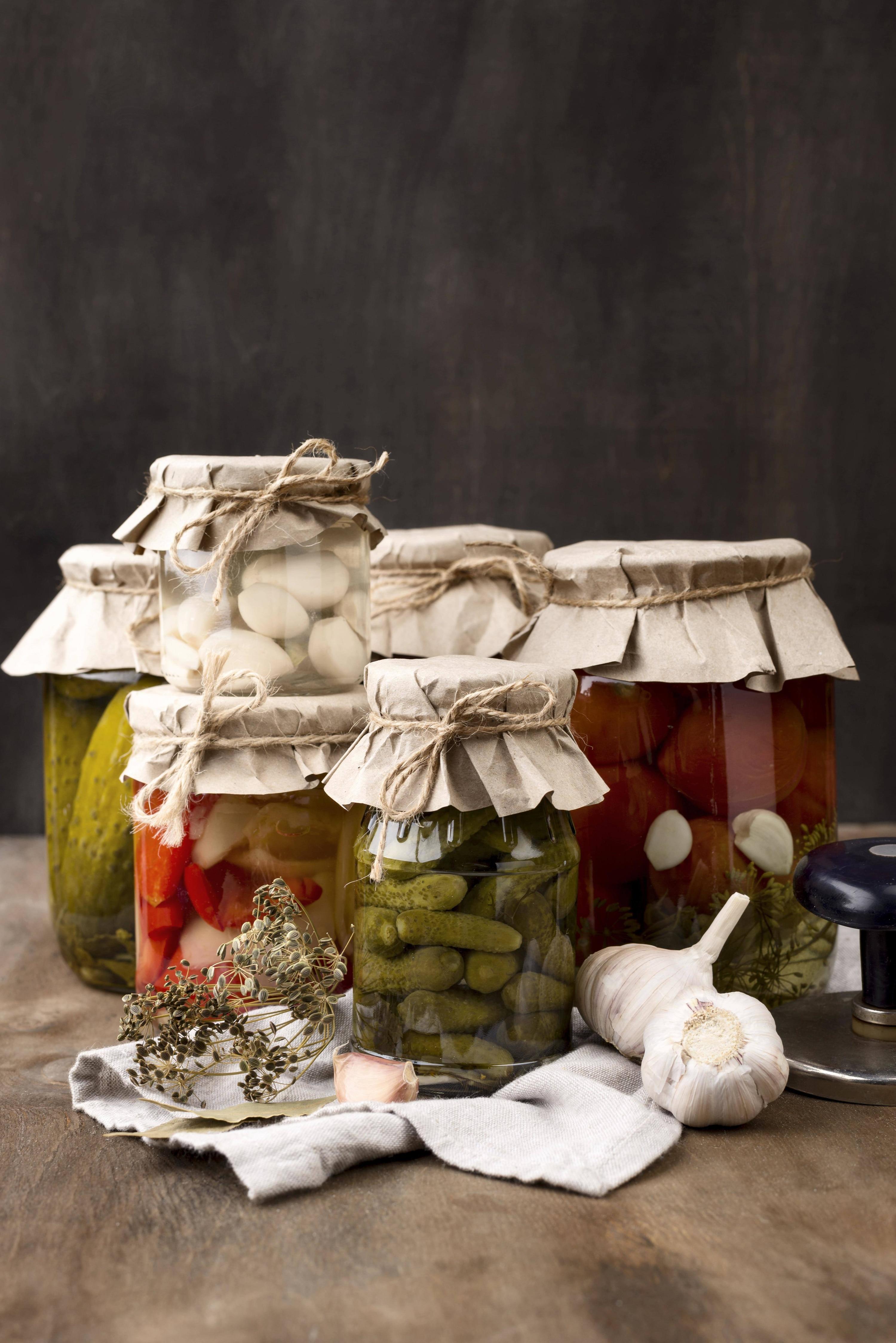 El mejor escabeche de verduras de tu vida