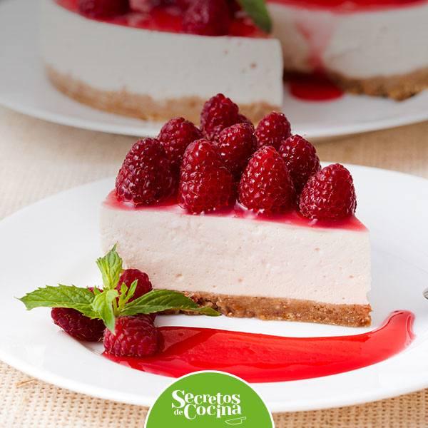 Cheesecake sin Horno