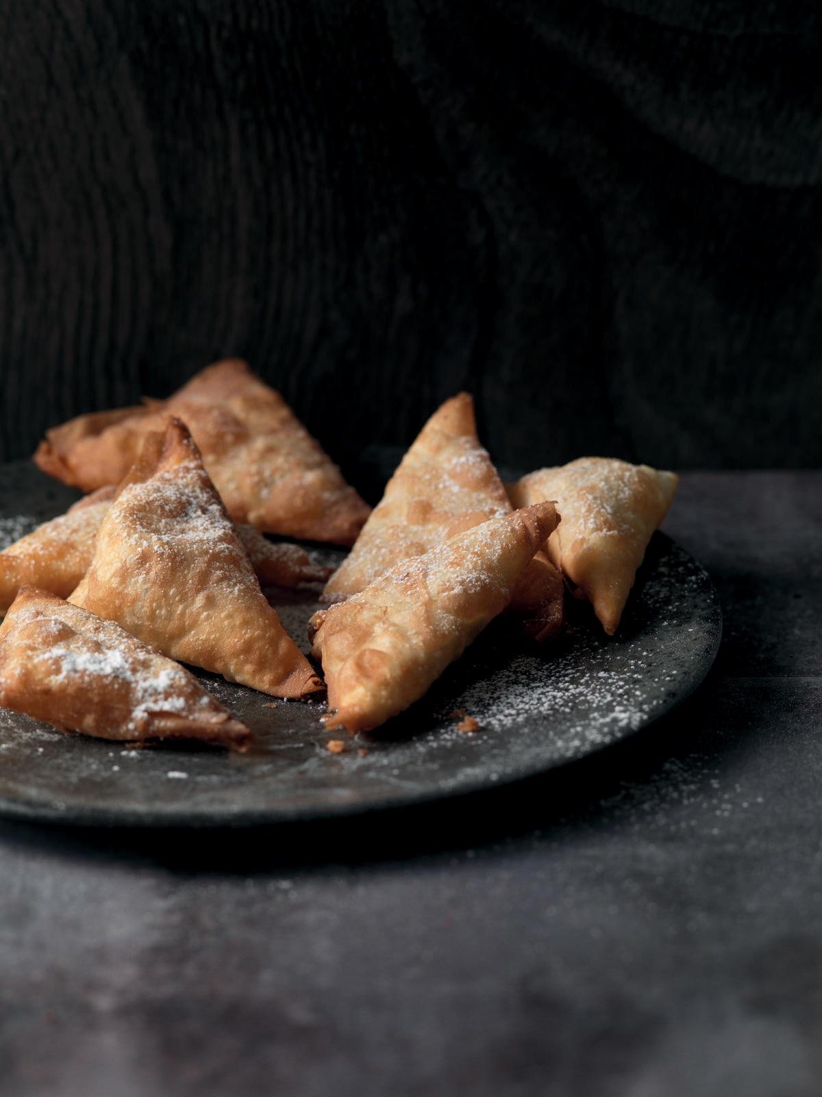 Receta fácil de Samosas o Empanadas Hindúes