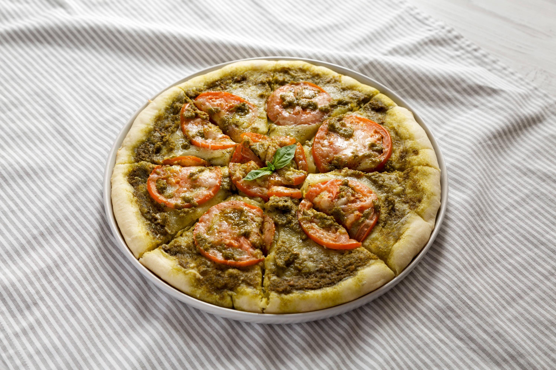 Pizza Verde Pesto