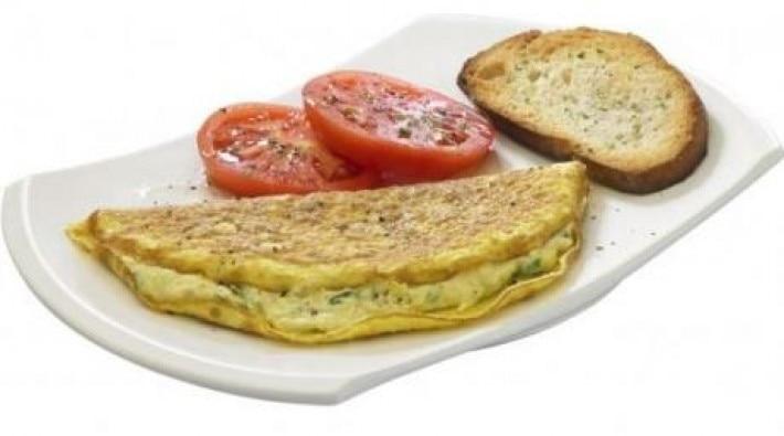 Omelette al estilo Savora