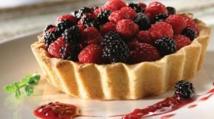 Cheese-cake de frutilla