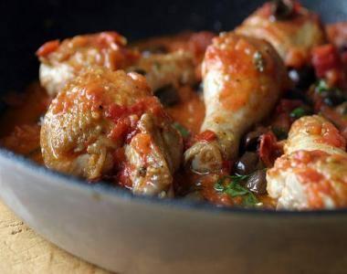 Pollo a la italiana
