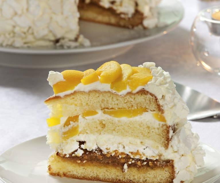 Torta Chajá, clásico uruguayo