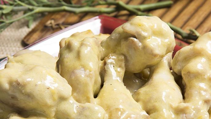 Muslitos Cítricos con Mayonesa Fruco