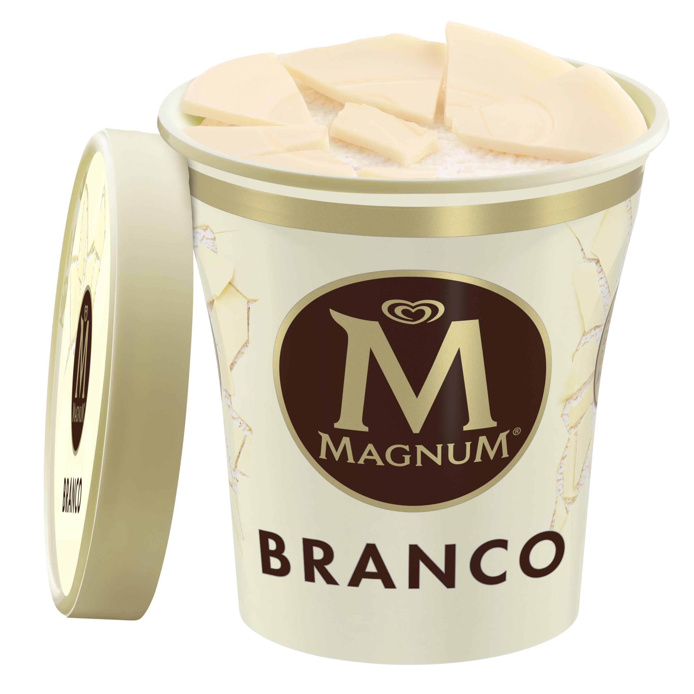 Magnum Pote Branco